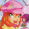 Winx Hidden ABC game