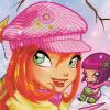 Winx rejtett ABC játék