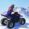 ATV de iarna joc