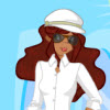 Winx Layla Dressup game