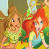 Winx Club Hidden Alphabets game