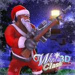 Clash de iarnă 3D joc