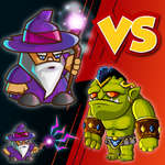 Wizard Vs Orcs spel