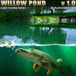 Въроу езерце риболов игра