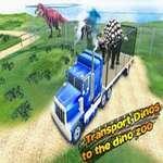 Simulador de transporte Wild Dino juego