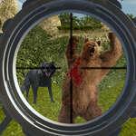 Wild Hunt Jungle Sniper Schieten spel