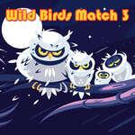 Wild Birds Match 3 game
