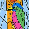 PIC dans la coloration de la forêt jeu