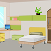 Wow color Room Escape juego