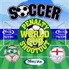 World Cup Shootout de la pena juego