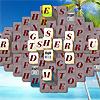 Word Mahjong spel