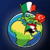 Wereld hoofdsteden spel