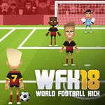 Световен футболен удар 2018 игра