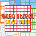 Word Search Challenge game