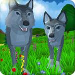 игра Волк Симулятор диких животных 3D