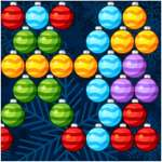 Xmas Bubble Shooter game