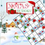 Vianoce Sudoku hra