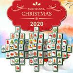 Xmas 2020 Mahjong Deluxe game