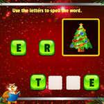 Puzzles de mots de Noël jeu