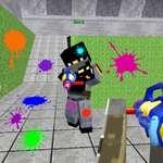 игра Xtreme Пейнтбол войны