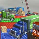 Xtreme Truck Sky Stunts Simulator game