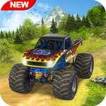 Xtreme чудовище камион офроуд състезателна игра