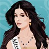 Yara Naoum Miss Egypt 2008 game