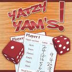 Yatzy Yahtzee Yams jeu