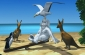 Yetisports Albatros spel