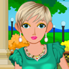 Young Beauty Dress Up game