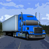 El parking de camiones grandes juego