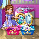 Genç Prenses Çamaşır Günü oyunu