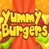 Leckere Burger Spiel