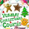 Yummy Christmas Cookies game