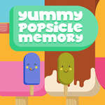 Yummy Popsicle Memory game
