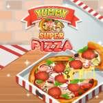 Yummy супер пица игра