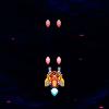 Z-Weltraum-Shooter Spiel