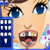 Fermoar fata la Dentist joc