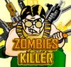 Zombi gyilkos játék