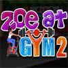 игра Зои в тренажерный зал 2