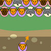 Bubbleshooter Zoo gioco