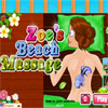 Zoes Beach Massage game