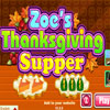 Zoes souper de Thanksgiving jeu