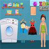 Zoe de lavado de ropa juego