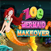 Zoe Mermaid Makeover jeu