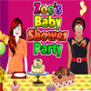 Zoes Baby Shower Party gioco