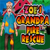 Zoes Grandpa Fire Rescue game