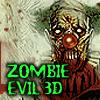 Zombie Evil 3D juego