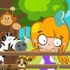 игра Расшатывание зоопарк