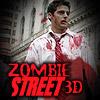 Zombie ulice 3D hra